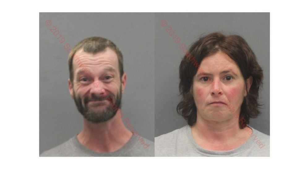 Police: Va  duo arrested for making meth in front of 6-year-old | WSET
