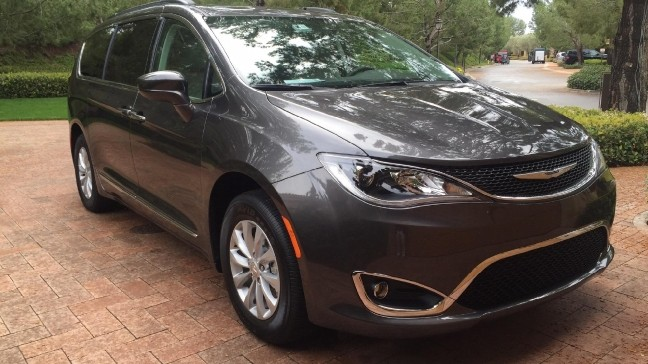 Five cool features on the all-new 2017 Chrysler Pacifica | WSET