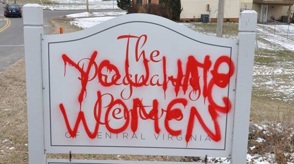 Pregnancy center vandalized amid late-term abortion debate