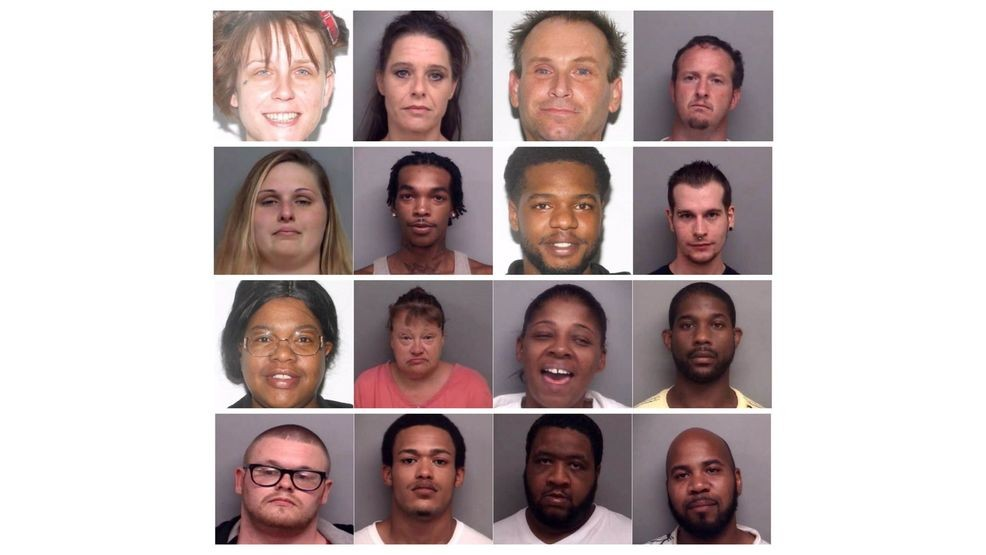 24 arrested, 16 wanted in huge drug bust in Henry County | WSET