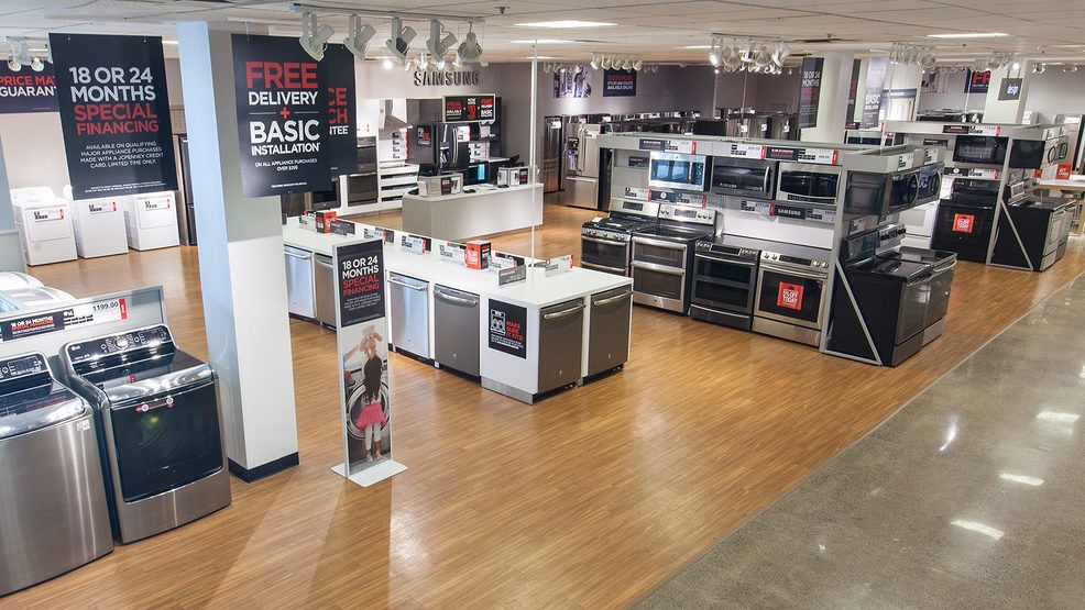Jcpenney Getting Rid Of Appliances And Furniture Focusing On