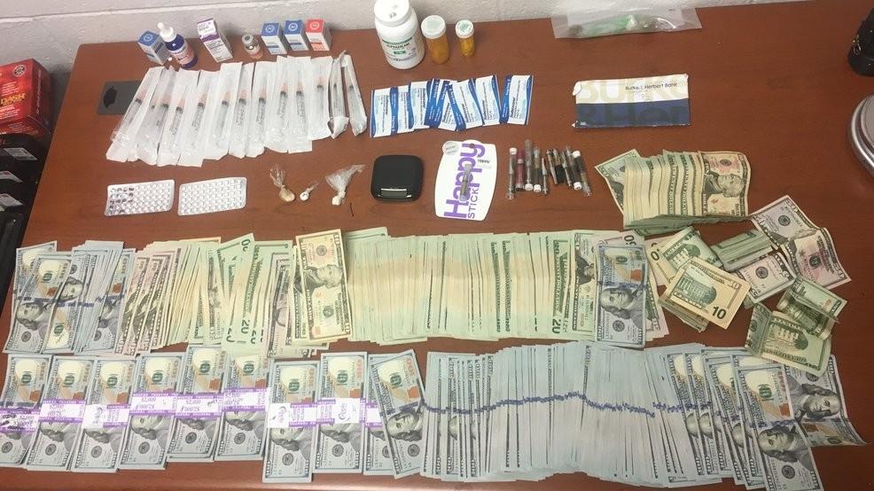Drug dealer off the streets
