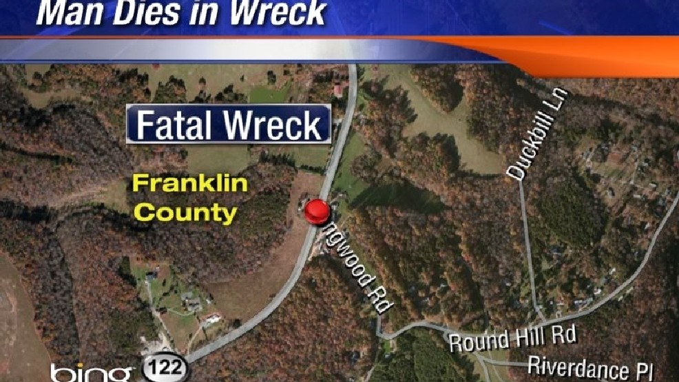 Hardy Man Killed in Franklin County Wreck | WSET