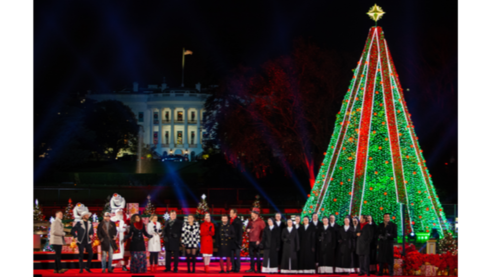 National Christmas Tree Lighting.National Christmas Tree Lighting 2019 Ticket Lottery Now