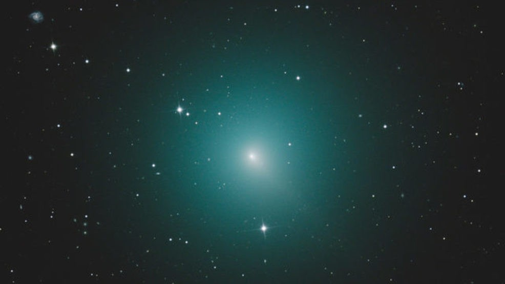 Christmas Comet.How To See The Christmas Comet Brightest Comet Of The