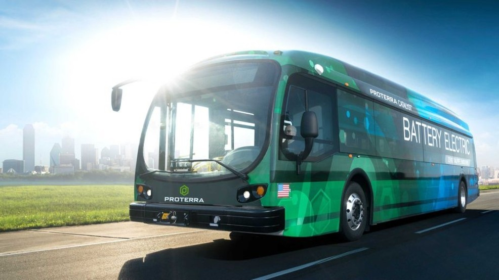 Image result for More than $12 million in state funding will be used to deploy electric transit buses in three Virginia localities. In total, 17 electric buses and charging infrastructure will be used by local transit systems in Alexandria, Blacksburg and Hampton Roads.