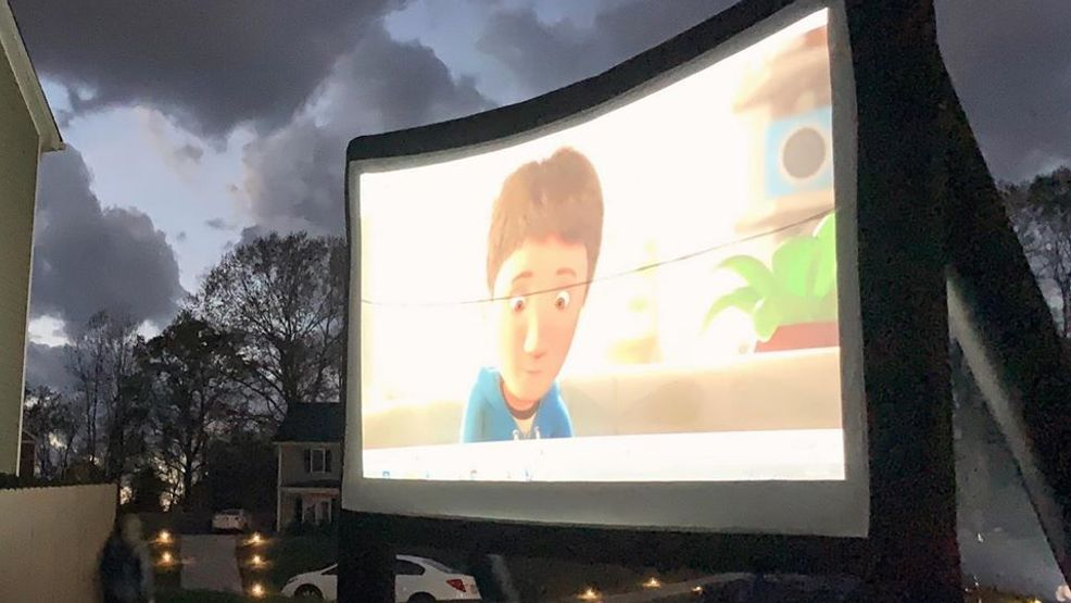 Lynchburg Business Testing Out Drive In Movie Theater Wset