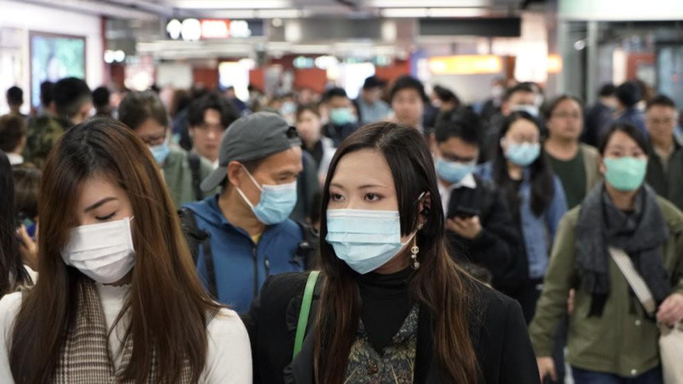 korona virus mask