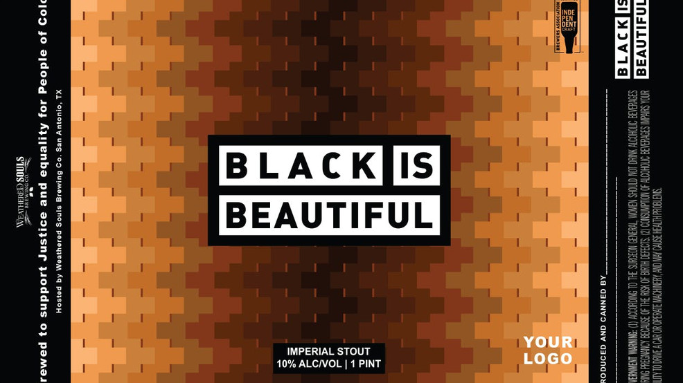 Black is beautiful'; Danville brewery creates new beer to raise ...