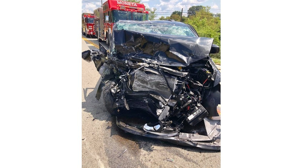 Police: Two young children injured in head-on fatal accident in