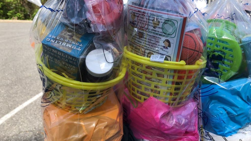 Church Fills Easter Baskets With Toilet Paper And Games In Madison Heights Wset