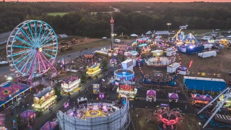 Virginia State Fair >> Man Arrested After Selling Synthetic Opioids At State Fair Of