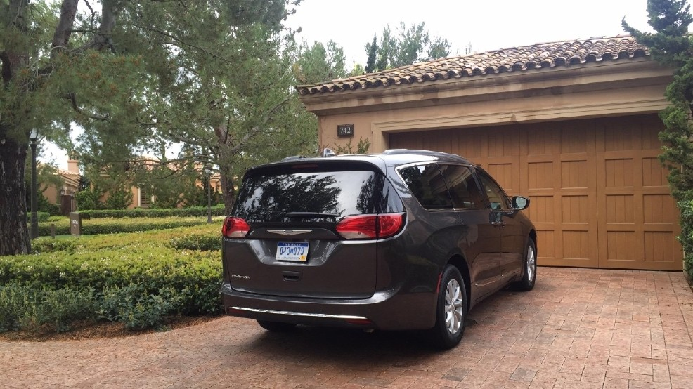 Five Cool Features On The All New 2017 Chrysler Pacifica