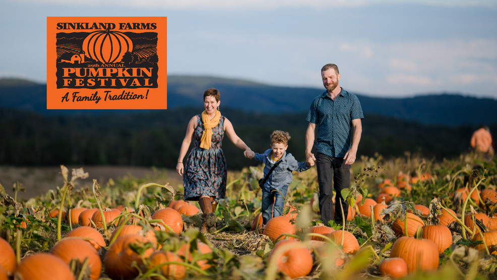 Sinkland Farms Annual Pumpkin Festival Takes Place With Covid 19 Restrictions Wset