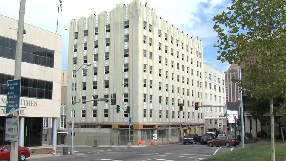 Renovations On Crystal Tower In Roanoke Reveals History Wset