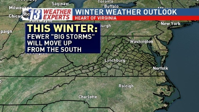 SPECIAL REPORT: Winter Weather Outlook | WSET