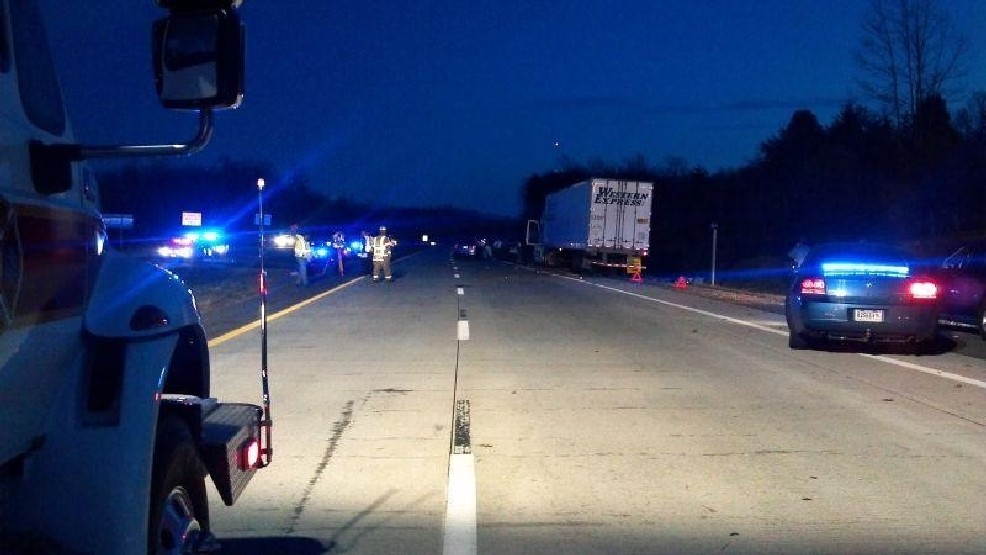 Update: Two People Injured in Accident on US 29 Bypass in Amherst Co