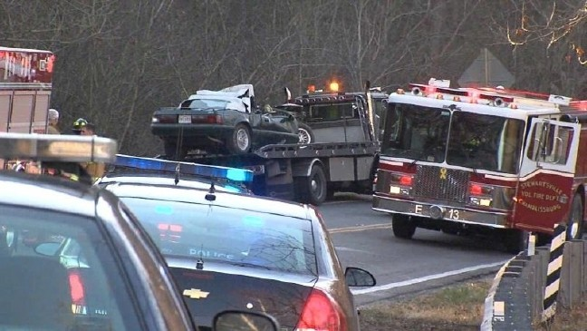 Update: Police ID Man Killed in Accident on Route 24 in Bedford Co