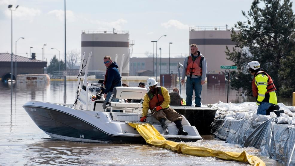 The Salvation Army and Sinclair: 'Heartland Flood Relief