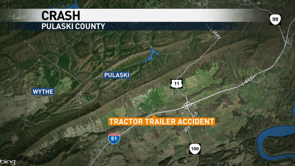 State Police: Multi-tractor trailer crash kills one | WSET