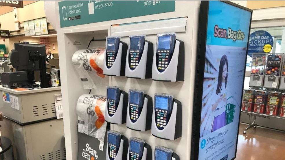 Scan, Bag, Go comes to New River Valley Kroger | WSET