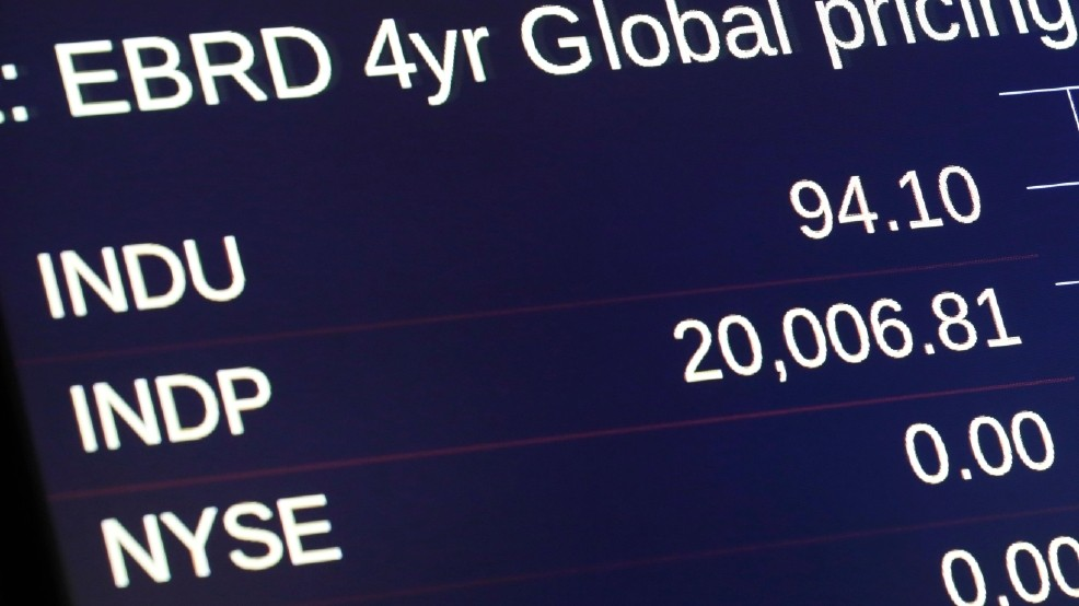 Markets Right Now Dow Jones Industrials Breach 20 000 For The First Time Ever Wset