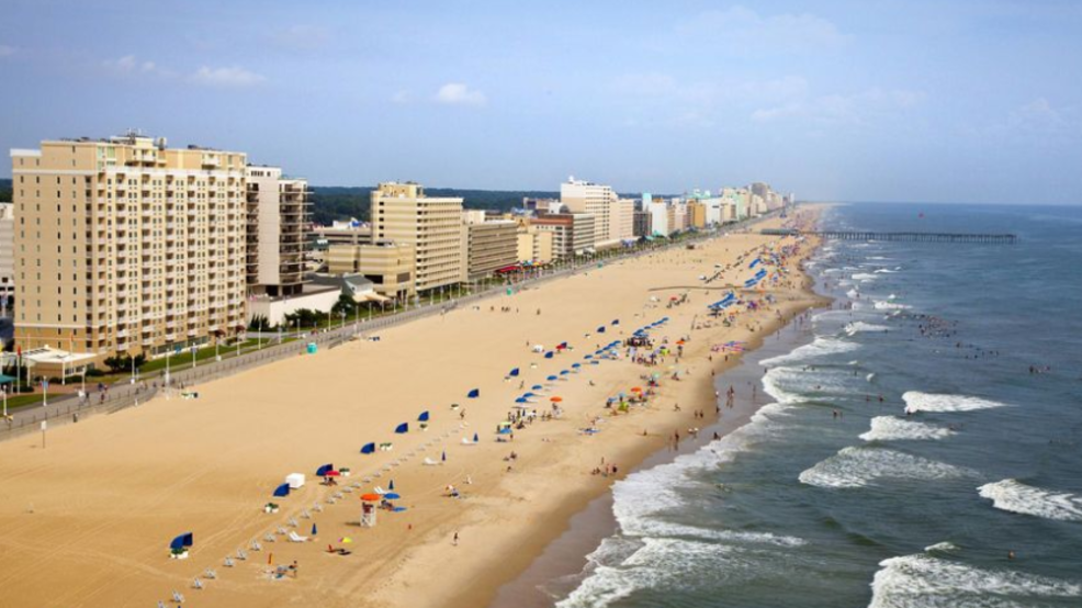 Report Virginia Beach Ranked Second Best City To Live In Wset