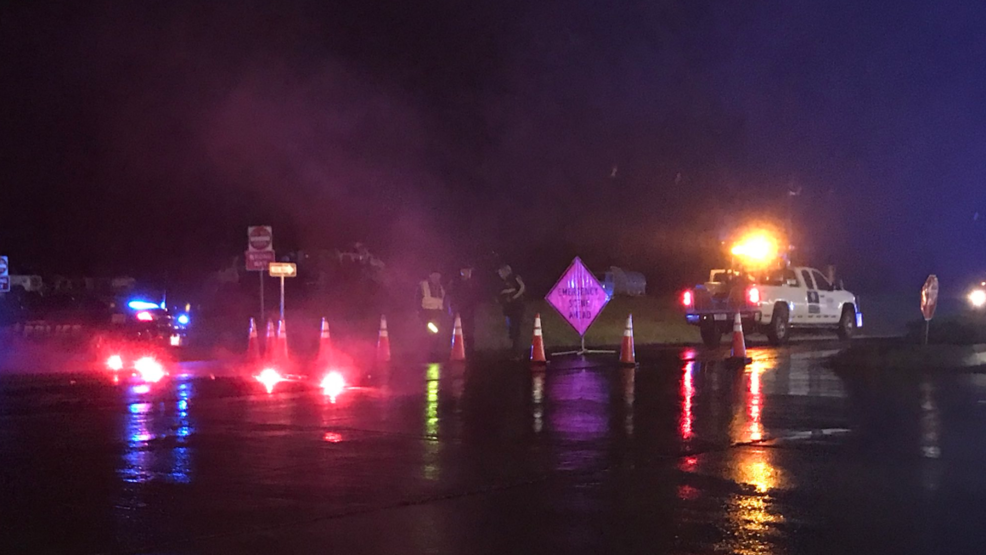 b5c6e88582 Police  Man dies after hit-and-run at Rockbridge truck stop