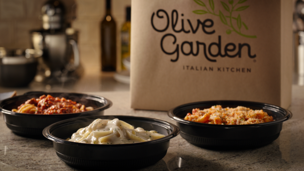 Olive Garden Introduces Buy One Get One Free Carside To Go Offer
