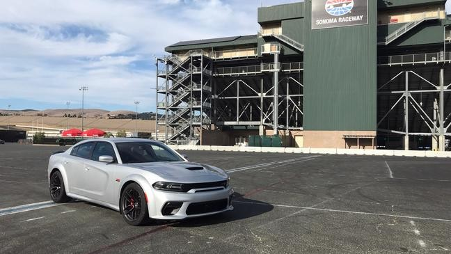 2020 Dodge Charger Widebody Dodge Gets A Better Grip On Its