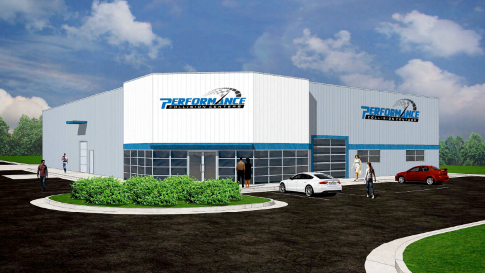 Performance Auto Body >> New Auto Body Shop Coming To Forest Creating Almost 20 New
