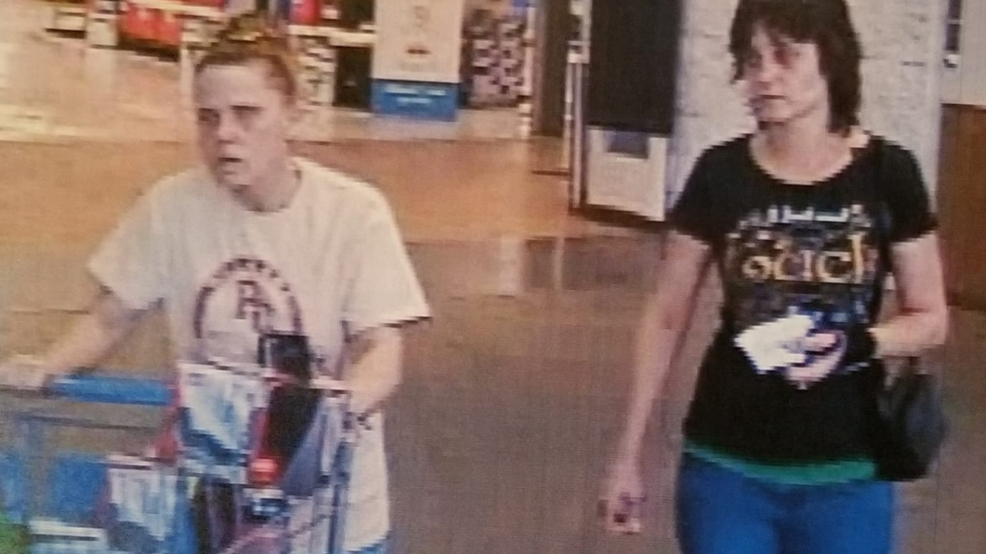 Theft Thursdays: Sheriff looking for 2 wanted for shoplifting from