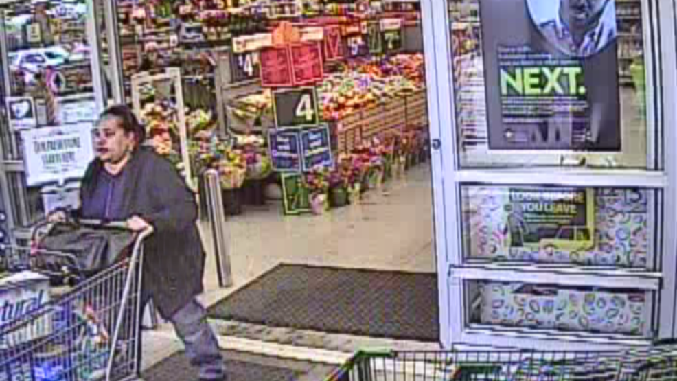 Woman wanted for stealing from Walmart Market, sheriff's
