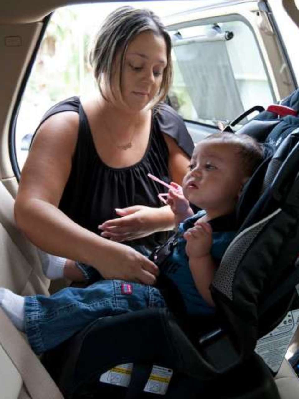 Law Requiring Child Safety Seats To Remain Rear Facing Until The Age Of Two Starts In July Wset