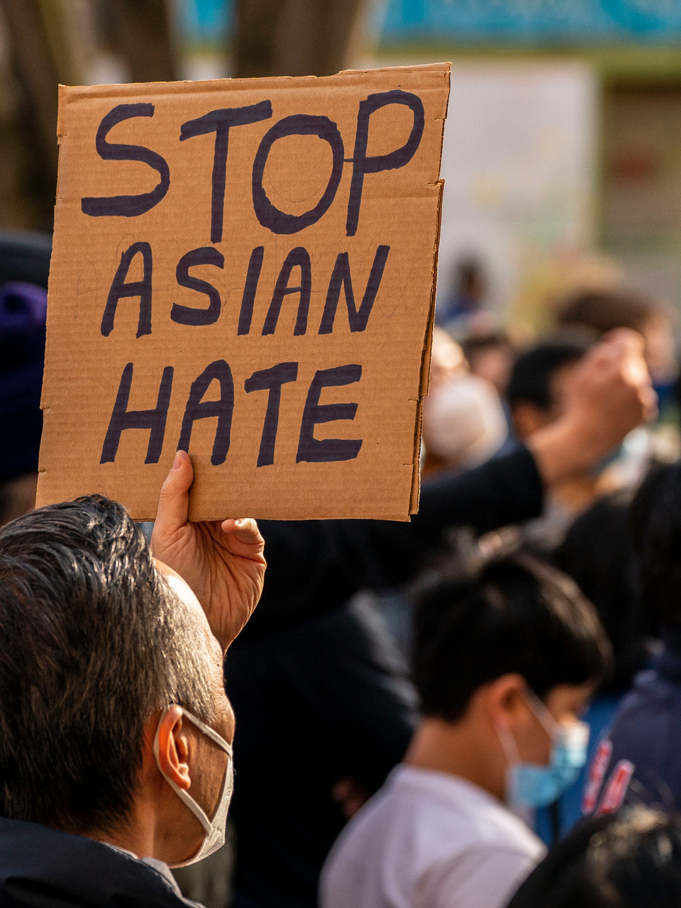 Report: Almost a third of Asian Americans experienced discrimination since  pandemic began | WSET