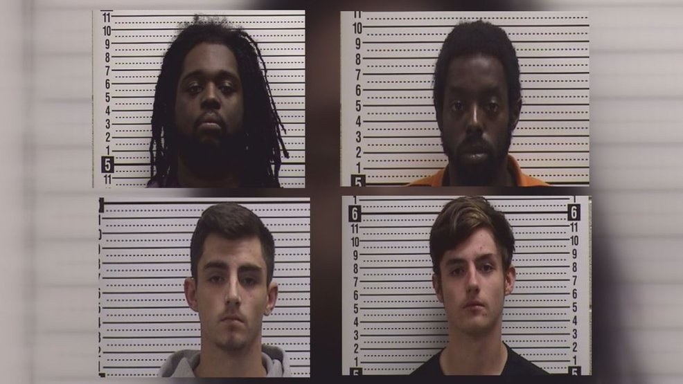 4 arrested in North Carolina for break-ins during hurricane
