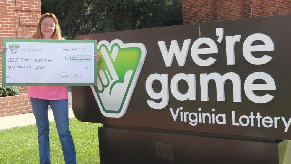 Carroll County Woman Wins $1 Million Prize in Virginia Lottery | WSET