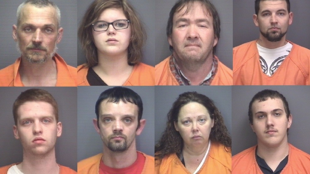 Multiple people arrested, charged in Pittsylvania Co  burglaries | WSET